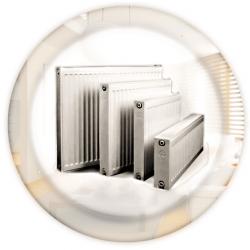 Стальные панельные радиаторы Millenium тип 22КV (нижнее подключение)