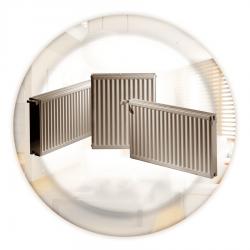 Стальные панельные радиаторы отопления Millenium тип 22К (боковое подключение)