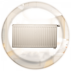 Стальные панельные радиаторы Apollo Xtra Evolution тип 11VК (нижнее подключение)