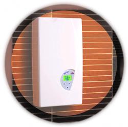 Проточные электрические водонагреватели Focus electronik