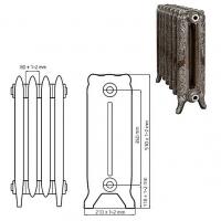 чугунные радиаторы отопления windsor