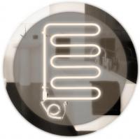 полотенцесушитель электрический белый