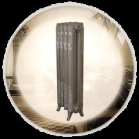 Чугунные радиаторы 800/180 Windsor