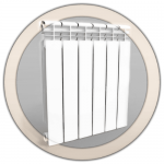 Биметаллические радиаторы отопления Varmega Bimega 500/80