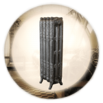 Чугунный ретро радиатор BRISTOL 800