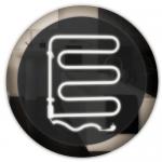 Электрический полотенцесушитель Wellmer ANGIS 3B белый