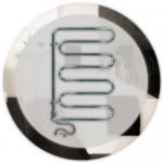 Полотенцесушитель электрический Wellmer ANGIS NP 4B