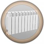 Биметаллические радиаторы отопления Varmega Bimega 350/80