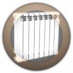 Алюминиевые радиаторы отопления Varmega Almega 100/500