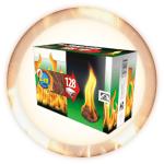Разжигатели огня (128 шт.)