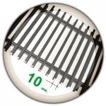 Решетка для конвектора (порошковая покраска)