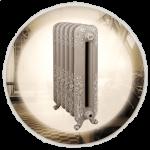 Ретро радиатор YORK 600