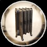 Чугунные радиаторы отопления Reding 350/180