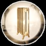 Чугунные радиаторы отопления Reding 600/180