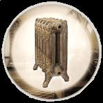 Чугунные радиаторы отопления Windsor 350/180