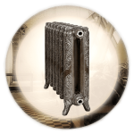 Чугунные радиаторы отопления Windsor 500/180