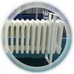 Стальные 4-х трубные радиаторы 4030