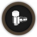Угловой вентиль PRESTIG termostatika