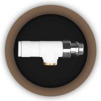 Регулирующий угловой вентиль Tondera 0624