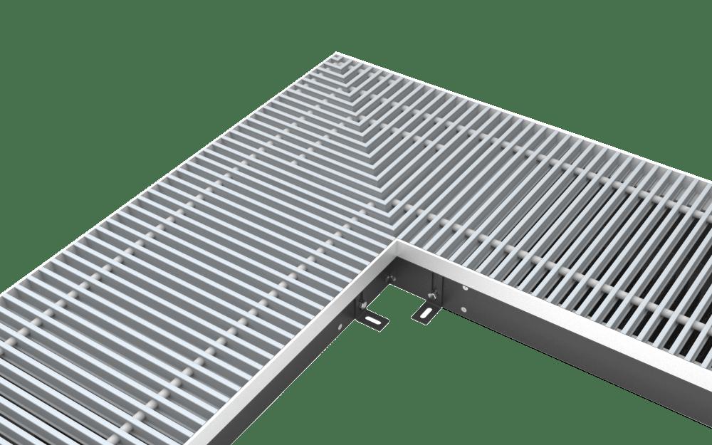 Производство конвекторов угловых