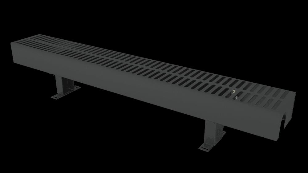 Конвекторы напольные водяные ВКН.080.140.2ТГ