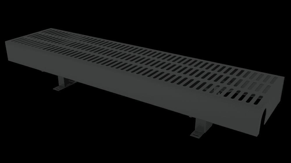 Конвекторы напольные водяные ВКН.080.240.4ТГ
