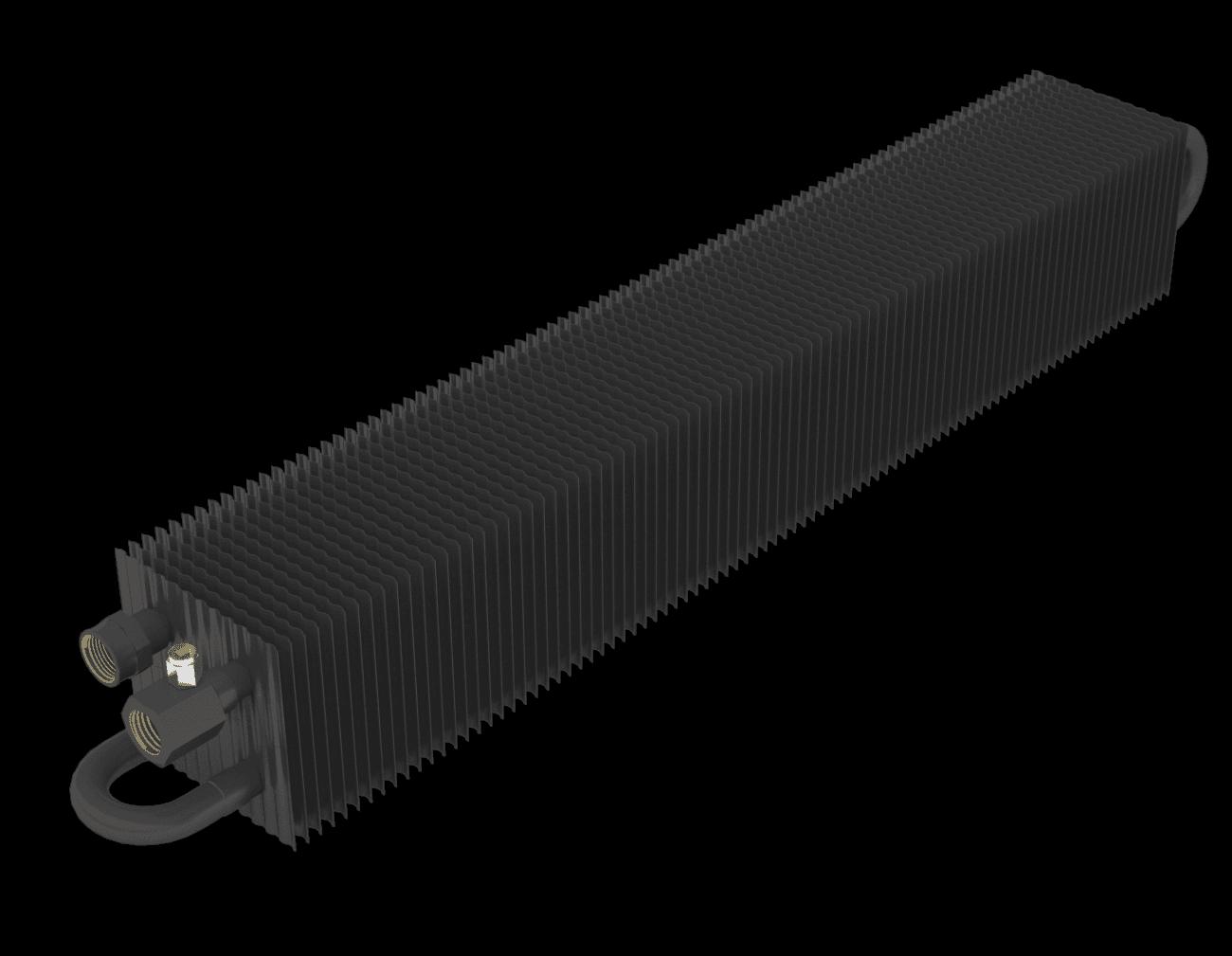 Теплообменник отопление ВТ.100.100.4ТК