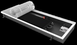Конвекторы отопления с вентилятором